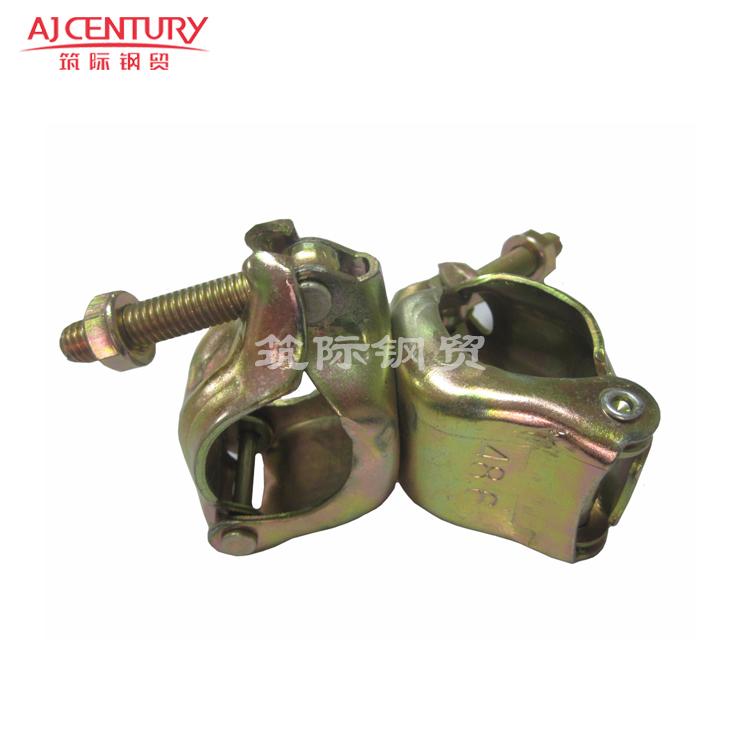 GB15831 冲压十字固定钢管扣件